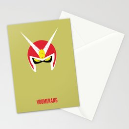 Viewtiful Joe - Voomerang Stationery Cards