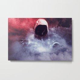 Space Dust Metal Print
