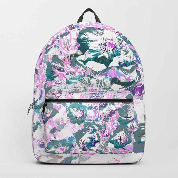 Blooming carpet Backpack