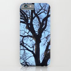 Tree in Blue Slim Case iPhone 6s