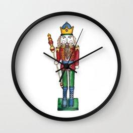 The Nutcracker Prince 1 Wall Clock