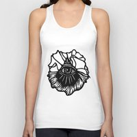 third eye Tank Tops featuring Third Eye by Cecile Psicheer