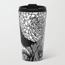 THE JEWELL NURSERY COMPANY'S DAHLIAS 1895 Travel Mug
