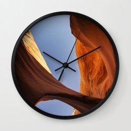 Rattlesnake Canyon, AZ - Bridge Wall Clock
