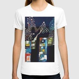 Silver silence T-shirt