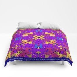"""Spring"" series #6 Comforters"