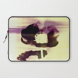 Les Fleurs de la Tristesse Laptop Sleeve
