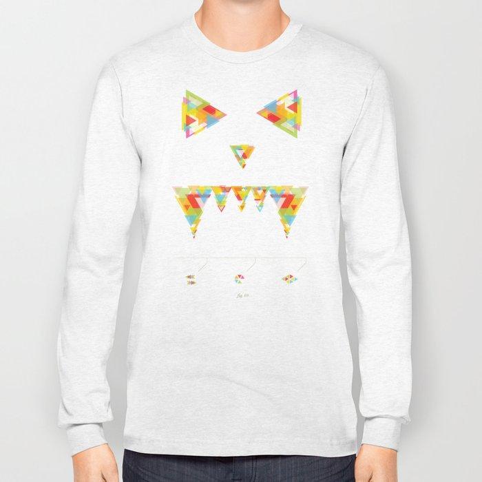 Monster Chaos Long Sleeve T-shirt