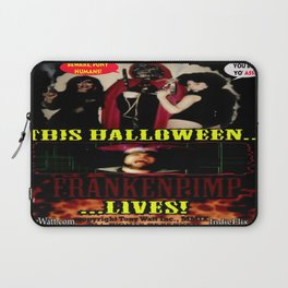 Frankenpimp (2009 )  - 'Original Theatrical Lobby Poster'   Laptop Sleeve