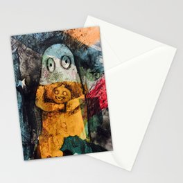 Ghost and his pal Roger Stationery Cards