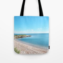 AFE Tommy Thompson Park 2, Beach Photography Tote Bag