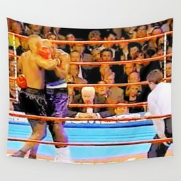 Mike Tyson 55 Wall Tapestry