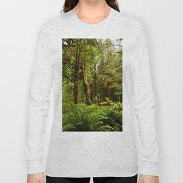 Hoh Rainforest Long Sleeve T-shirt