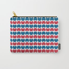 Hob Nob America Stripes Carry-All Pouch
