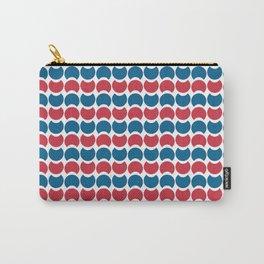 Hob Nob America Stripes Carry-All Pouch