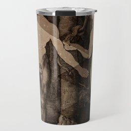 Adam & Eve Travel Mug