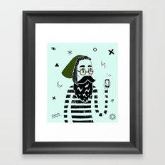 Dreamer2 Framed Art Print