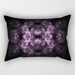 Symmetrical fractal Rectangular Pillow