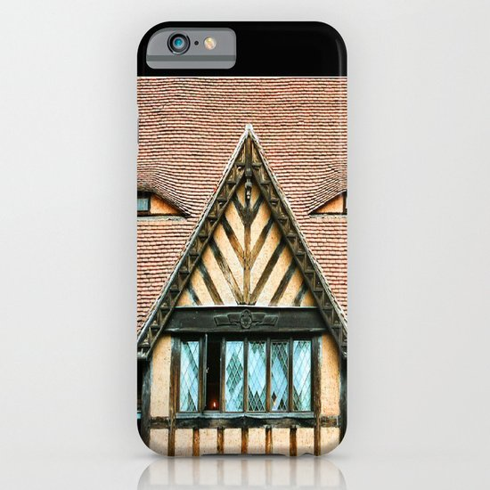 Someone is Looking at You ! iPhone & iPod Case