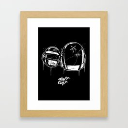 daft cult! Framed Art Print