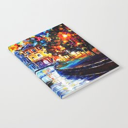 Tradis Art On The River Way Notebook