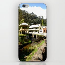Stringers Creek - Walhalla - Australia iPhone Skin