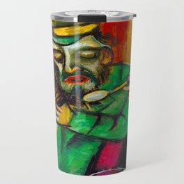 Marc Chagall Spoonful of Milk Travel Mug