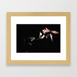 Michael Clifford Framed Art Print