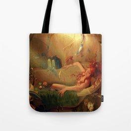 Nature Bath Tote Bag