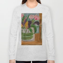 From Elizabeth to Mom Long Sleeve T-shirt