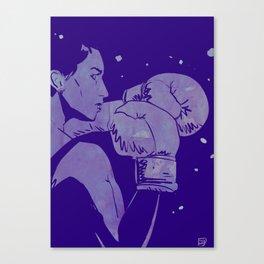 Boxing Club 2 Canvas Print