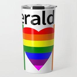 Ireland Gay Wedding Travel Mug