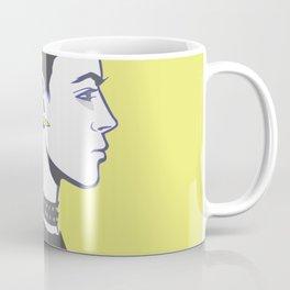 Mohawk punk guy Coffee Mug