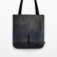 Never Drown Tote Bag