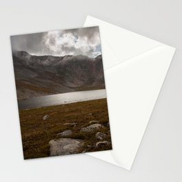 Summit Lake and Mount Evans Stationery Cards