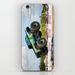 Swamp Thing airborne iPhone Skin