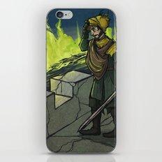 blackwater iPhone & iPod Skin