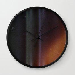 Sensitive to Light Wall Clock