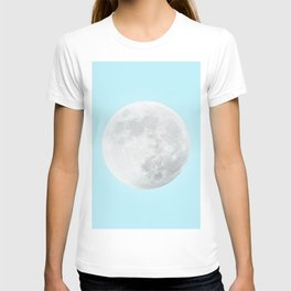 WHITE MOON + BLUE SKY T-shirt