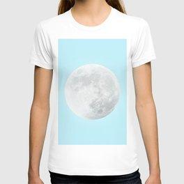 WHITE MOON + BLUE SKY T-shirt