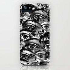 Watching You III iPhone (5, 5s) Slim Case