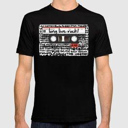 Cassettes T-shirt