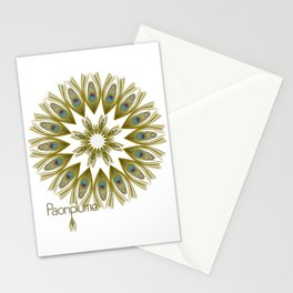 Paonplume Stationery Cards