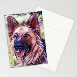 The Shiloh Shepherd Stationery Cards