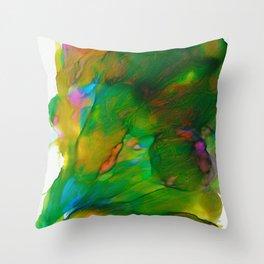 Ink 94 Throw Pillow