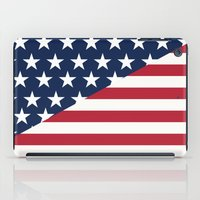 flag iPad Cases featuring Flag by dani