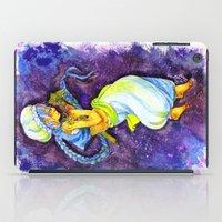 aladdin iPad Cases featuring Aladdin by Mottinthepot