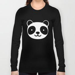 Racing Panda Long Sleeve T-shirt