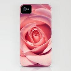 rose macro I iPhone (4, 4s) Slim Case