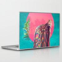 jaguar Laptop & iPad Skins featuring Jaguar by Ali GULEC